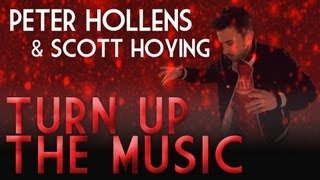 Chris Brown - Turn Up The Music - Peter Hollens feat. Scott Hoying Acappella