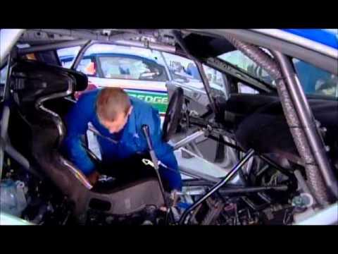 wie ein Rallye Auto gebaut wird