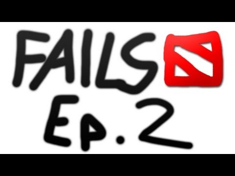 Dota 2 Fails of the Week - Ep. 2