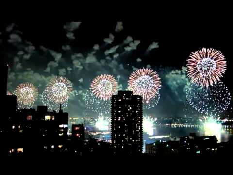 4th of July FireWorks NYC 2012 HD