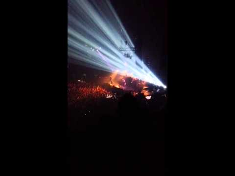 The Killers - Dustland Fairytale live at Sheffield arena