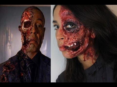 Halloween Makup: Breaking Bad