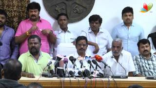 Watch Vishal's Paayum Puli Release Issue Troubles All The Movies in TN | Controversy Press Meet Red Pix tv Kollywood News 03/Sep/2015 online