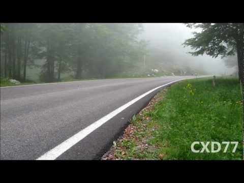 RALLY STORICO PIANCAVALLO 2012 CARNIELLO-MARZOCCO PORSCHE 911 RSR