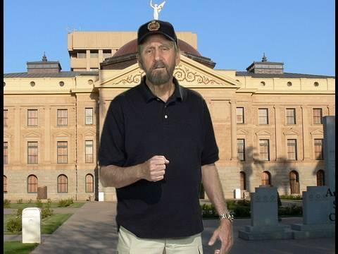 Ray Stevens - God Save Arizona