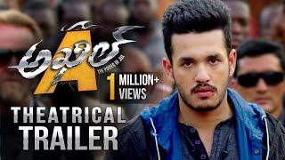 Akhil Theatrical Trailer