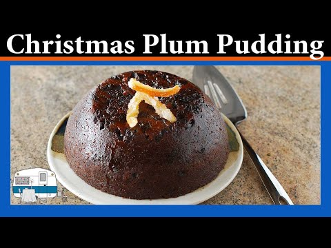 How to make a Christmas Plum Pudding