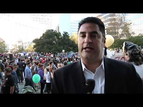 Banks Shut Down: Occupy Oakland w/ Cenk