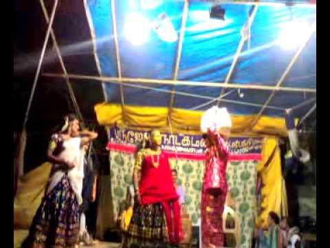 Record dance in Tamil Nadu village