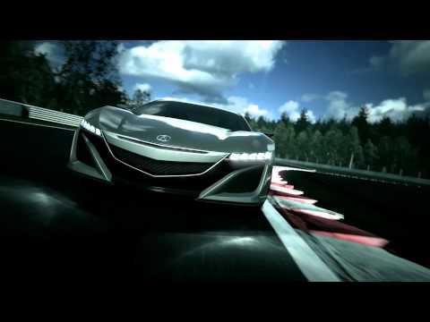 Acura Radio Code on Acura Nsx Concept