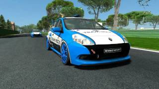 TRR Clio Cup 2014 Intro