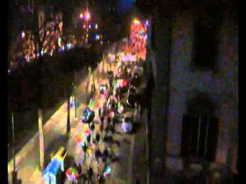 FOIBE 2011: A MIGLIAIA IN CORTEO CON CASAGGì