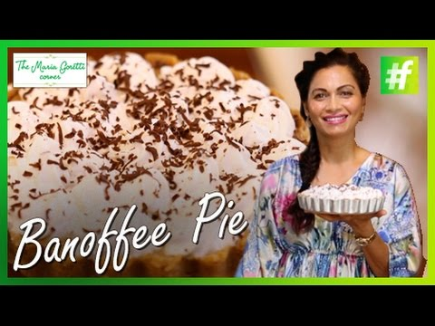 How to Make Banoffee Pie | By Maria Goretti