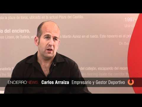 ¿Qué Encierro recuerdas Carlos Arraiza?