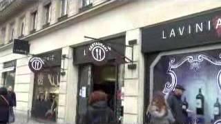 Paris, La Madeleine, Sacré Coeur Apollinaire  ve Şarap Kavları