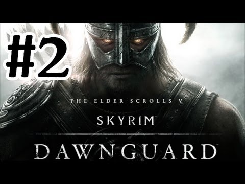 Elder Scrolls V : Skyrim Dawnguard DLC Walkthrough - Part 2 Serena's Home