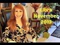 Libra November 2013 Astrology Horoscope