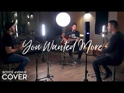 You Wanted More (Tonic Acoustic Cover)