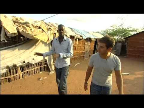 Newsround: Dadaab Refugee Camp