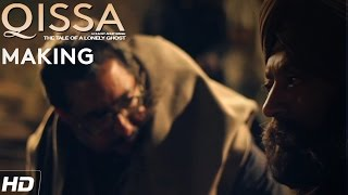 Making of the Montage - Qissa
