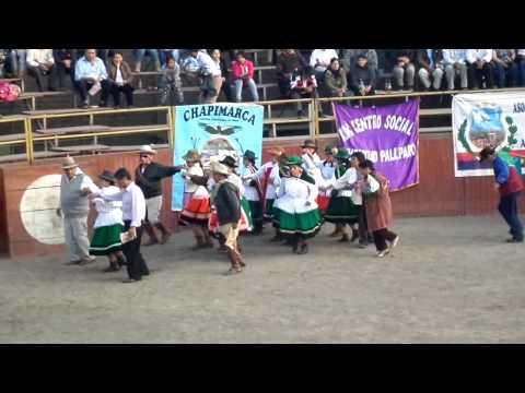 Corrida de Toros - Día de la Madre Domingo 11-05-2014 - Local Cusipampa PERU