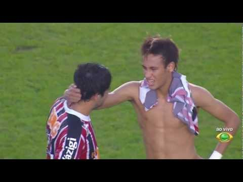 Neymar vs Sao Paulo (H) 11-12 HD720p by Fella