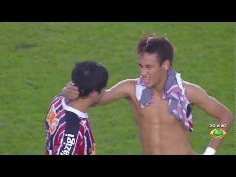 Neymar vs Sao Paulo (H) 11-12 HD720p by Fella