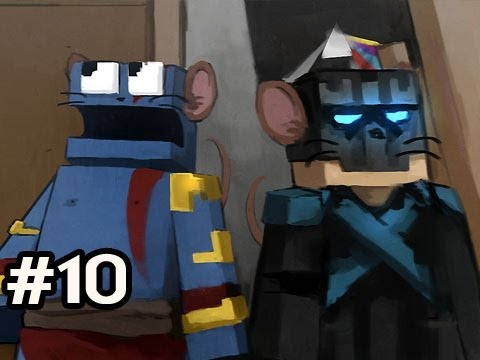 Minecraft: Tom And Jerry: Jerry's Adventure w/Nova & SSoH Ep.10 - Definition of Parkour Hell