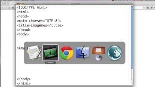 10- Curso HTML5 y CSS: COMO INSERTAR IMAGENES