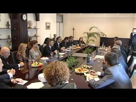 Mauricio Macri rindió homenaje a las víctimas del genocidio armenio