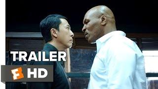 葉問3最新官方預告片推出,拳王泰森硬吃甄子丹一拳。