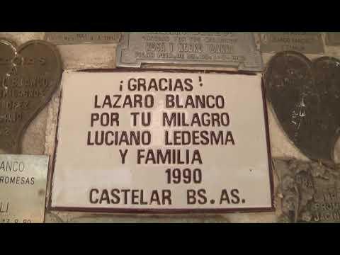 Lázaro Blanco, la leyenda entrerriana que nace en Feliciano