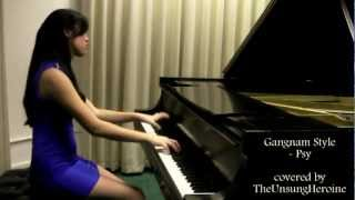 Gangnam Style - Psy (Piano Cover)