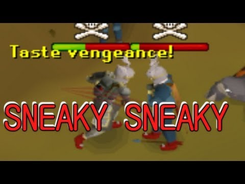 Runescape Sparc Mac's Sneaky Sneaky PKING MONTAGE! - 99 Construction