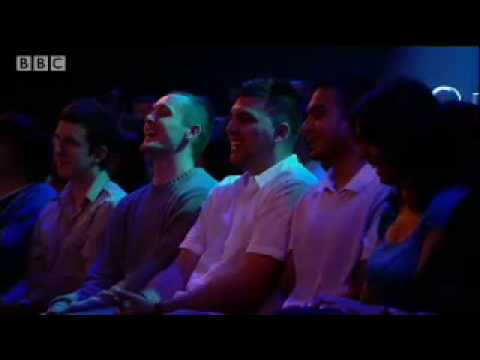 Dignity & restraint - 'ask 3 times' Iranian rule - Omid Djalili comedy stand up - BBC - bbcworldwide