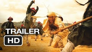 Tai Chi 0 Official Trailer (2012) - Stephen Fung Martial Arts Epic HD