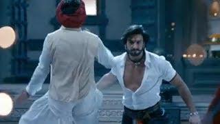 Ranveer Singh gets violent - Ram-leela (Dialogue Promo 5)