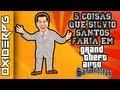 5 Coisas que o Silvio Santos faria em GTA: San Andreas