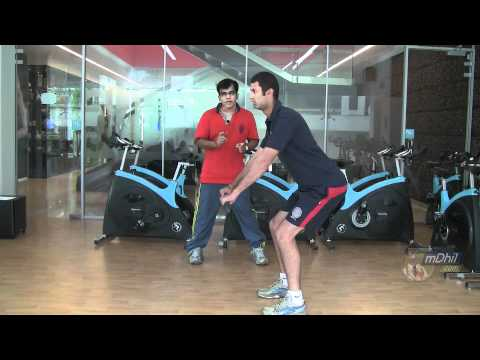 Cricket fitness tips: BEST cricket training exercises!