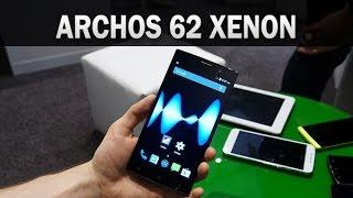 Vidéo : Archos 62 Xenon