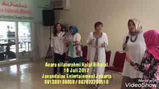 Acara Silahturahmi Halal Bihalal