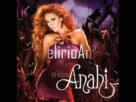 Anahi Para Que HQ + Lyrics