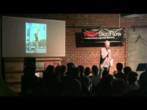 John Malpede at TEDx SkidRow