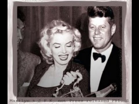 Marilyn Monroe & JFK according to James Ellroy 12/19/2012