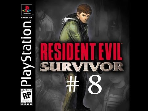 Resident Evil Survivor (PS1) Walkthrough part 8.