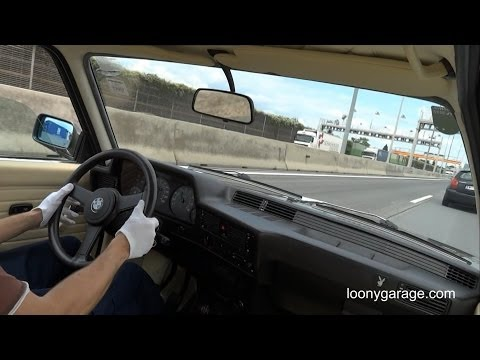 BMW E21 Triple Weber Carburettor Ride Part 2