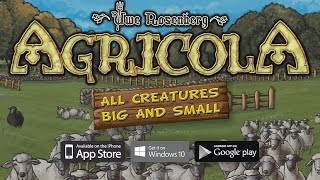Agricola: All Creatures big and small trailer