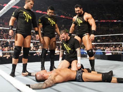Raw: CM Punk reveals his animosity for Randy Orton