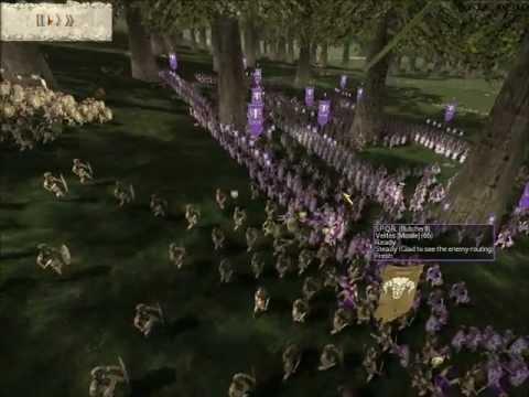 Rome Total War Online Battle #1931: Ambush Near Segeda (Historical Battle)