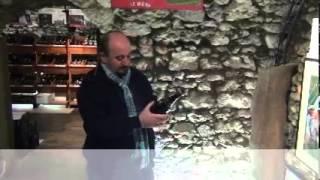 Epernayde Kılıçla Şampanya Açmak
